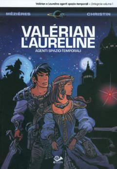Copertina VALERIAN E LAURELINE (m7) n.1 - VALERIAN E LAURELINE, 001 EDIZIONI
