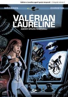 Copertina VALERIAN E LAURELINE (m7) n.3 - VALERIAN E LAURELINE, 001 EDIZIONI