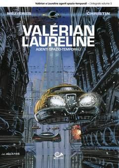 Copertina VALERIAN E LAURELINE (m7) n.5 - VALERIAN E LAURELINE, 001 EDIZIONI