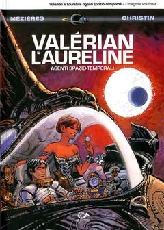 Copertina VALERIAN E LAURELINE (m7) n.6 - L'ORFANO DELLE STELLE, 001 EDIZIONI