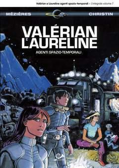 Copertina VALERIAN E LAURELINE (m7) n.7 - AGENTI SPAZIO-TEMPORALI, 001 EDIZIONI