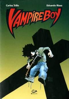 Copertina VAMPIRE BOY n.0 - ABSOLUTE VAMPIRE BOY, 001 EDIZIONI