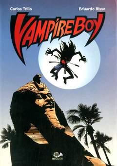 Copertina VAMPIRE BOY VARIANT n.0 - VAMPIRE BOY VARIANT, 001 EDIZIONI