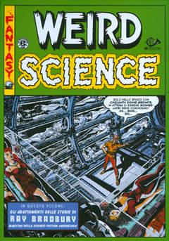 Copertina WEIRD SCIENCE COFANETTO vuoto n.0 - COFANETTO vuoto, 001 EDIZIONI