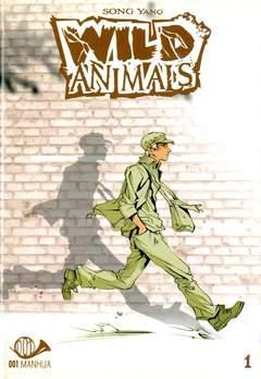 Copertina WILD ANIMALS (m3) n.1 - WILD ANIMALS N. 1 DI 3, 001 EDIZIONI