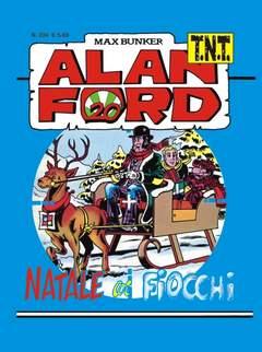 Copertina ALAN FORD TNT n.234 -  NATALE COI FIOCCHI, 1000 VOLTE MEGLIO PUBLISHING