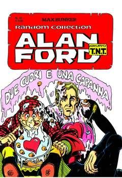 Copertina ALAN FORD TNT RANDOM COLL. n.10 - DUE CUORI E UNA CAPANNA, 1000 VOLTE MEGLIO PUBLISHING