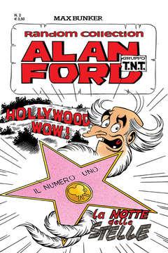 Copertina ALAN FORD TNT RANDOM COLL. n.2 - HOLLYWOOD WOW!, 1000 VOLTE MEGLIO PUBLISHING