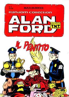 Copertina ALAN FORD TNT RANDOM COLL. n.9 - IL PENTITO, 1000 VOLTE MEGLIO PUBLISHING