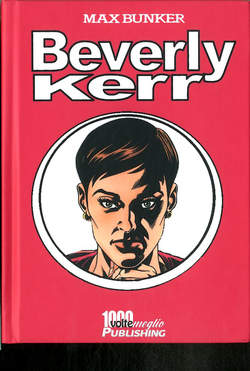 Copertina BEVERLY KERR n.1 - BEVERLY KERR, 1000 VOLTE MEGLIO PUBLISHING