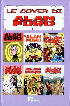 Copertina COVER DI ALAN FORD n.2 - LE COVER DI ALAN FORD, 1000 VOLTE MEGLIO PUBLISHING