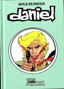 Copertina DANIEL n.1 - DANIEL, 1000 VOLTE MEGLIO PUBLISHING