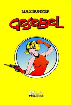 Copertina GESEBEL n. - GESEBEL, 1000 VOLTE MEGLIO PUBLISHING