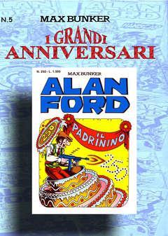 Copertina GRANDI ANNIVERSARI n.5 - IL PADRININO, 1000 VOLTE MEGLIO PUBLISHING