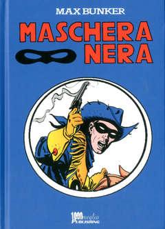 Copertina MASCHERA NERA Cartonato (m8) n.1 - MASCHERA NERA, 1000 VOLTE MEGLIO PUBLISHING