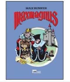 Copertina MAXMAGNUS (m5) n.1 - MAXMAGNUS, 1000 VOLTE MEGLIO PUBLISHING