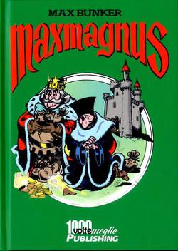 Copertina MAXMAGNUS (m5) n.2 - MAXMAGNUS, 1000 VOLTE MEGLIO PUBLISHING