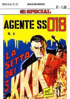 Copertina SPECIAL n.12 - LA SETTA DEI 3 KKK, 1000 VOLTE MEGLIO PUBLISHING