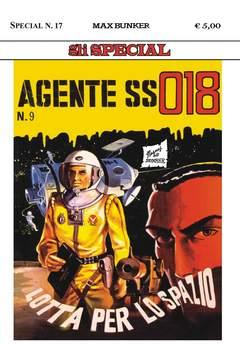 Copertina SPECIAL n.17 - LOTTA PER LO SPAZIO, 1000 VOLTE MEGLIO PUBLISHING