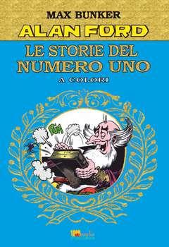 Copertina STORIE DEL NUMERO UNO n.2 - LE STORIE DEL NUMERO UNO, 1000 VOLTE MEGLIO PUBLISHING