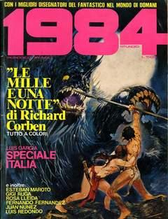 Copertina 1984 n.11 - 1984                        11, 1984