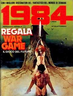 Copertina 1984 n.14 - 1984                        14, 1984