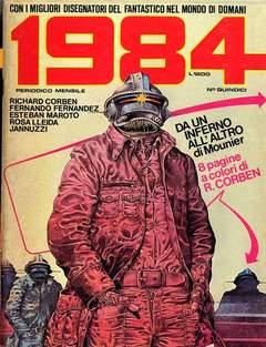 Copertina 1984 n.15 - 1984                        15, 1984