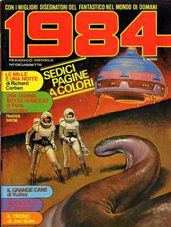 Copertina 1984 n.17 - 1984                        17, 1984