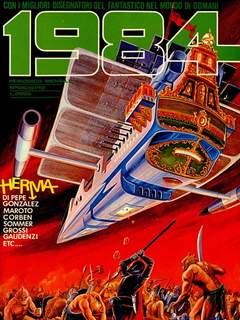 Copertina 1984 n.18 - 1984                        18, 1984