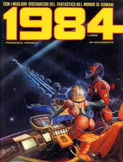 Copertina 1984 n.19 - 1984                        19, 1984