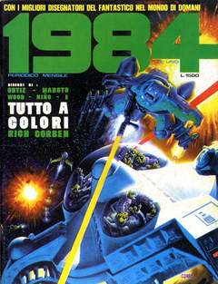 Copertina 1984 n.1 - 1984                         1, 1984