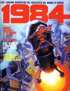 Copertina 1984 n.2 - 1984                         2, 1984