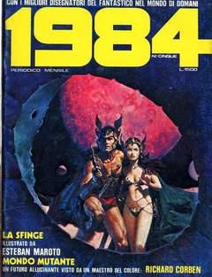 Copertina 1984 n.5 - 1984                         5, 1984