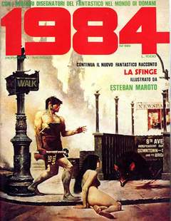 Copertina 1984 n.6 - 1984                         6, 1984