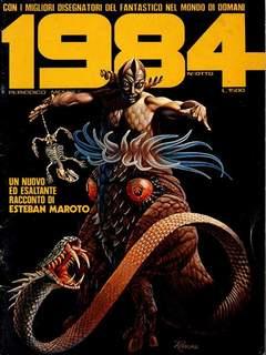 Copertina 1984 n.8 - 1984                         8, 1984