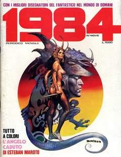 Copertina 1984 n.9 - 1984                         9, 1984