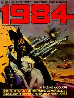 Copertina 1984 n.21 - 1984                        21, 1984