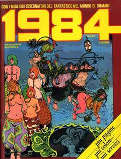 Copertina 1984 n.27 - 1984                        27, 1984