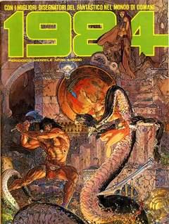 Copertina 1984 n.32 - 1984                        32, 1984