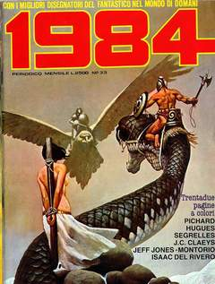 Copertina 1984 n.33 - 1984                        33, 1984