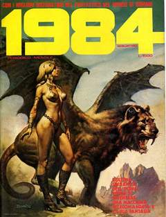 Copertina 1984 n.4 - 1984, 1984