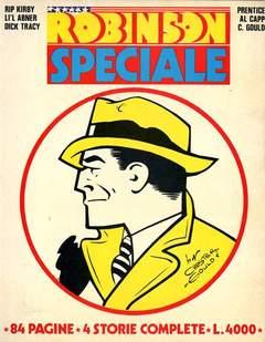 Copertina ROBINSON SPECIALE n. - RIP KIRBY, LI'L ABNER, DICK TRACY, 1984