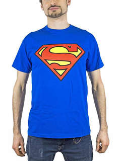 Copertina T-SHIRT n.16 - SUPERMAN01 - T-SHIRT SUPERMAN LOGO CLASSIC L, 2BNERD