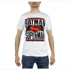 Copertina T-SHIRT n.27 - BVS05 - T-SHIRT BATMAN V SUPERMAN - LOGO XL, 2BNERD
