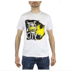 Copertina T-SHIRT n.47 - BATMAN19 THIS IS MY CITY M, 2BNERD