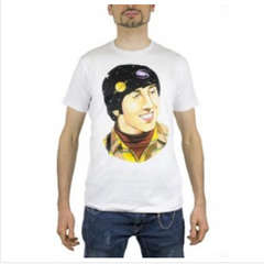 Copertina T-SHIRT n.53 - BIG BANG THEORY HOWARD ART L, 2BNERD