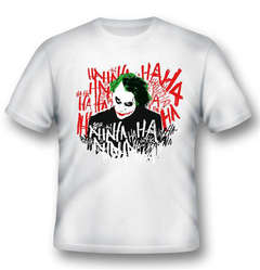 Copertina T-SHIRT n.6 - BATMAN26 - T-SHIRT JOKER'S LAUGH M, 2BNERD