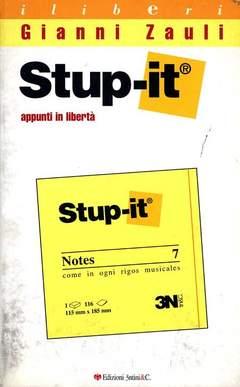 Copertina LIBERI n.3 - STUP-IT, 3NTINI & C.