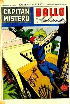 Copertina CAPITAN MISTERO n.9 - CAPITAN MISTERO              9, A.R.C.