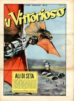 Copertina VITTORIOSO 1951 n.41 - VITTORIOSO 1951             41, A.V.E.